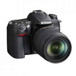 Nikon D7000  16.2 MP Digital SLR Camera (Black)