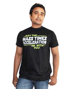 Canopus Men Black Printed T-Shirt