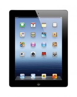 Apple iPad 16GB with Retina Display and Wi-Fi Cellular (Black)