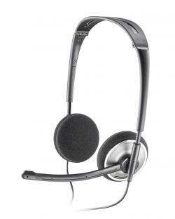 Plantronics AUDIO-478 Wired Headset (Black)
