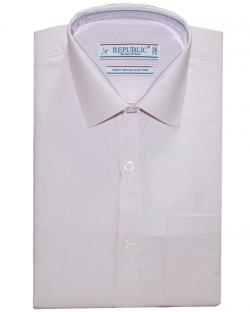 Republic Light Pink Striped Shirt