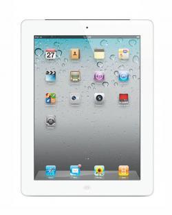 Apple iPad 16GB with Retina Display and Wi-Fi Cellular (White)