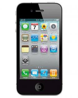 Apple I Phone 4S 8GB Gsm (Black)